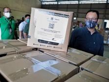 Viral Foto Anies 'Paket Sembako Dibiayai APBD Pemprov DKI'