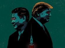 Trump Bakal Copot Status Istimewa Hong Kong, Ini Kata China