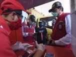 Pantau Tol Trans Jawa, Pertamina Jamin Stok BBM & LPG