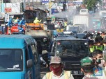 Ramai! Intip Penampakan Pasar Parung Bogor Jelang Lebaran