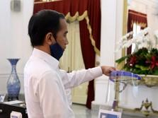 Jokowi Terjunkan Bala Bantuan Tekan Kurva Covid-19 di Jatim