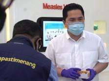 Tekan Impor, Erick Minta BUMN Genjot Produksi Obat Herbal