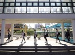 Mengintip Anak-Anak Sekolah Korsel Beraktivitas New Normal