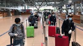1.970 WNI Kru Kapal Pesiar Jerman Dipulangkan ke Indonesia