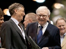 Wow! Kekayaan Warren Buffet Tembus Lebih dari Rp 1.400 T