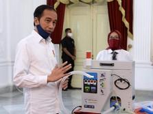 Jokowi Sampaikan Kabar Gembira Soal Covid-19, Ini Dia!