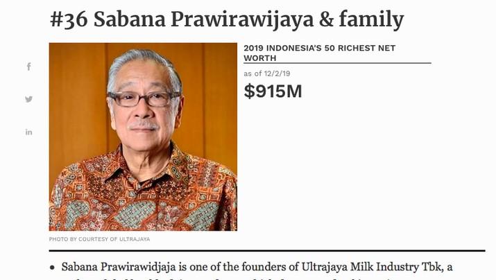 Sabana Prawira/Forbes