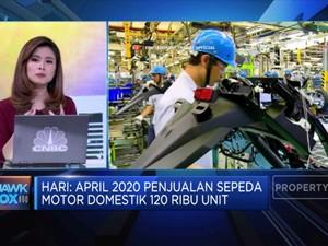 Penjualan Motor Anjlok, AISI Berstrategi Hadapi 'New Normal'