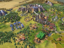 GTA V Sudah, Kini Epic Games Gratiskan Game Civilization VI