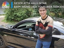 Geser Atta Halilintar, Baim Wong Jadi Youtuber Terkaya 2020