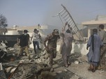 97 Tewas & 2 Selamat dalam Kecelakan Pesawat di Pakistan