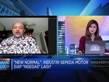 Penjualan Motor Diproyeksi Turun 50%, AISI Harap Ada Stimulus