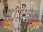 Viral Crazy Rich Surabaya Bagi Duit Jutaan, Ini Kisah Mereka!