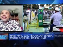 AISI: Industri Sepeda Motor Siap 'Ngegas' Pasca Pandemi