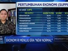 Ekonom:PDB RI Q2-2020 Diproyeksi Bisa Terkontraksi Hingga -1%