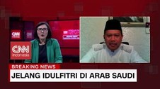 VIDEO: Jelang Idulfitri Arab Saudi Lakukan Kebijakan Lockdown