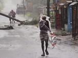 Saat Badai Amphan Terjang India & Bangladesh, 88 Orang Tewas