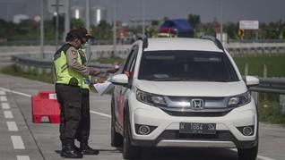 Arus Balik ke Jakarta, Kantongi Surat Izin atau Putar Balik