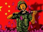Siaga World War III dengan AS? China Tambah Anggaran Militer