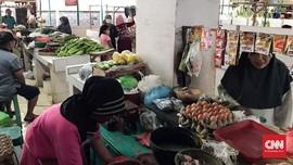 Pedagang Pasar Situbondo Akui Tetap Untung di Masa Pandemi