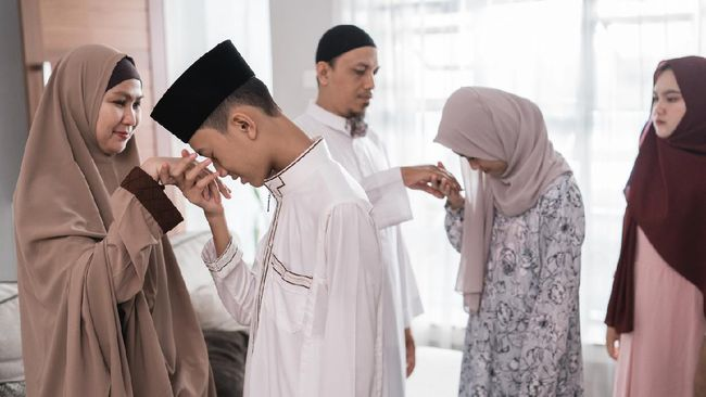 Petuah Nabi Muhammad Soal Perayaan Idulfitri