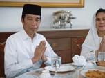 Tidak Muluk-Muluk, Ini Harapan Jokowi di Idul Fitri 2020
