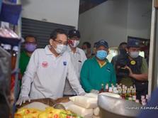 Stabilkan Harga, Mendag Gelar Operasi Pasar Gula 36.500 Ton