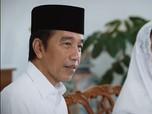 Tidak Mudik & Open House, Ini Jadwal Jokowi di Lebaran 2020