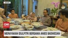 VIDEO: Merayakan Idulfitri Bersama Anies Baswedan