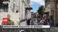 VIDEO: Merayakan Idulfitri di Suriah