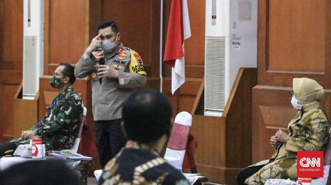 Kronologi Kapolda Jatim Usir Kapolsek di Surabaya