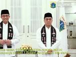 Ini Pesan Idul Fitri dari Gubernur Anies