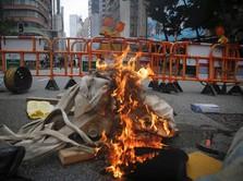 Hong Kong Kembali Panas, Tuntut Merdeka dari China
