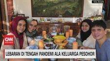 VIDEO: Lebaran di Tengah Pandemi Ala Keluarga Pesohor
