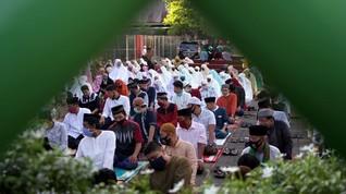 Jemaah Aboge di Jawa Tengah Lebaran Hari Ini