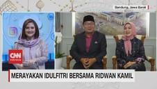 VIDEO: Merayakan Idulfitri Bersama Ridwan Kamil