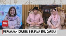 VIDEO: Merayakan Idulfitri Bersama Emil Dardak