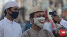 Kasus Positif Corona di Jatim 3.875 Orang, Surabaya Tertinggi