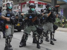 Demo Besar Bakal Terjadi, 3.000 Polisi Bersiaga di Hong Kong