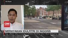 VIDEO: Merayakan Idulfitri di Inggris