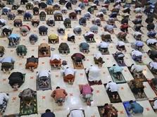 Mekkah Tanpa Jamaah, Ini Perayaan Idul Fitri di Seluruh Dunia