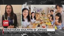 VIDEO: Merayakan Idulfitri di Jepang