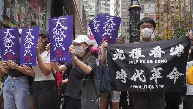Pasca Demo Rusuh, Taiwan Janjikan Bantu Rakyat Hon