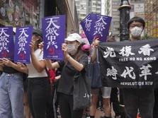 China Ngeyel, AS Siap Sanksi atas Lonceng Kematian Hong Kong