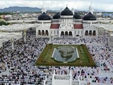 Kaya Sumber Daya Alam, Aceh 'Juara' Kemiskinan & Pengangguran
