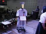 Unik, Filipina Pakai Robot Gantikan Manusia untuk Wisuda