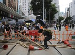 Hong Kong Memanas: Polisi Anti Huru-Hara Kejar Pendemo