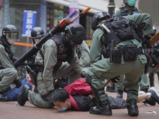 Hong Kong Mencekam, Ribuan Demonstran Ditembak