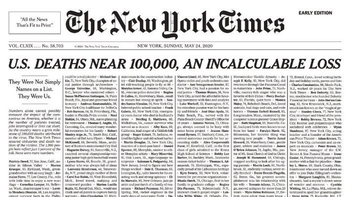 Cover NY Times