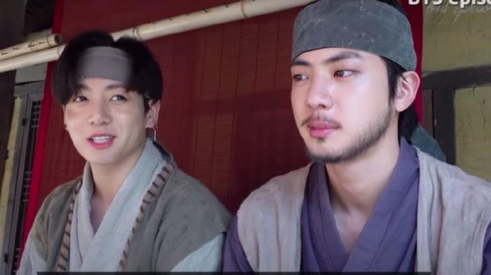 Kisah Jungkook & Jin BTS Hingga Momen Lebaran BCL Tanpa Ashraf